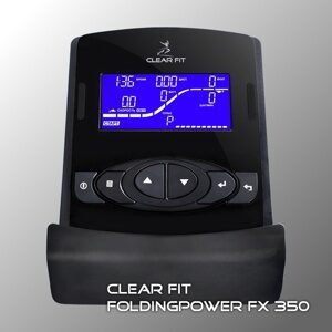 Clear Fit FoldingPower FX 350-2